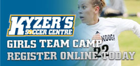 Register online for girls team camp